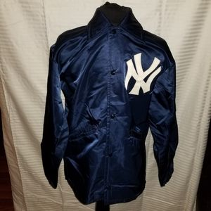 New York Yankees Windbreaker Size Small